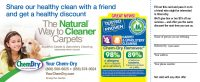 Chem-Dry Referral Card Style 5 Front